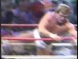 Hulk Hogan vs Mr. Wonderful Paul Orndorff-WWF Title