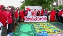 """Nigeria """"avanza lentamente"""" hacia la liberación de las 200 niñas secuestradas por Boko Haram"""