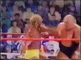 Hulk Hogan vs King Kong Bundy-WWF Title Part 2