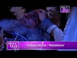 Mahabharat  Why is Draupadi and Pandavas UPSET  3rd July 2014 FULL EPISODE