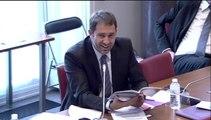 Christophe Castaner, rapporteur spécial,  en commission des finances - Placement des demandeurs d'emploi par Pôle Emploi par les opérateurs privés