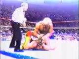 Hulk Hogan vs Ted Dibiase-WWF Title