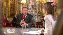Réforme territoriale: le débat de 24H Sénat avec Didier Guillaume et Christian Favier