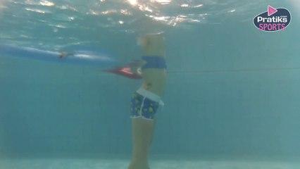 Aquagym - Comment tonifier sa poitrine en 5 minutes dans la piscine