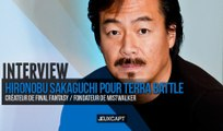 Japan Expo 2014 : Interview - Hironobu Sakaguchi pour Terra Battle