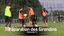 Entrainement et préparation des Girondins de Bordeaux
