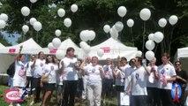 22 Juin 2014 : Les Papillons Blancs de Paris à la Course des Héros