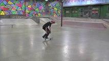 PJ Ladd Vs Nick Holt BATB7 - Round 1 - Skateboard