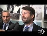 """Franceschini a mostra Istituto Luce: ora museo cinema a Cinnecità. Annuncio ministro a Vittoriano per """"Luce. L'immaginario italiano"""""""