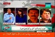 Dawn Khabar Se Khabar Nazish Farooq Protection of Pakistan Bill 2014 will control terrorism? with MQM Barrister Muhammad Saif (02 July 2014)