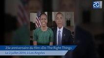 Barack et Michelle Obama racontent leur premier rencard