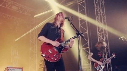 GRAVEYARD live at Hellfest 2013