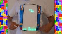 Tetris on a Tshirt... Best gamer and geek shirt ever