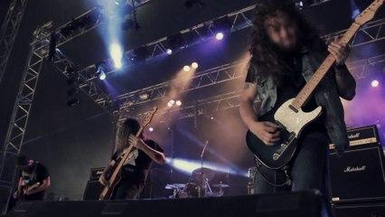 PALLBEARER live at Hellfest 2013