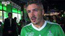 Football / Les Verts derrière les Bleus - 03/07