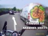 Manuel Valls : champion des excès de vitesse !