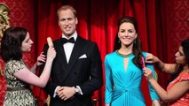 Kate Middleton and Prince William's Wax Figures Get Royal Makeover