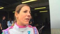 Formula E - Michela e Kathrine, due donne al volante