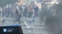 Jérusalem : l'escalade de la violence entre palestiniens et israéliens
