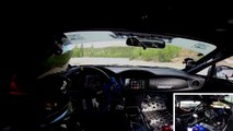 Ken Gushi Drifting Pikes Peak and Podiums - GoPro POV Cam