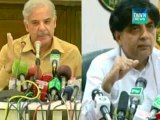 Efforts Continues to pacify Nisar