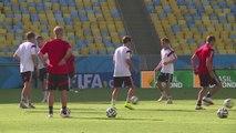 Mondial 2014 : les Allemands n'ont plus mal à la gorge