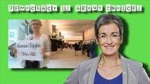 Ulrike Lunacek, vice-Présidente du Parlement européen du groupe Verts-ALE