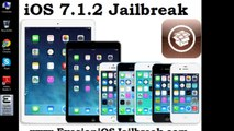 HowTo Jailbreak ios 7.1.2 UNTETHERED With Evasion - A5X, A5 & A4 Devices