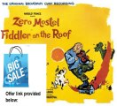 Clearance Sales! Fiddler on the Roof (Original Broadway Cast Recording) Review
