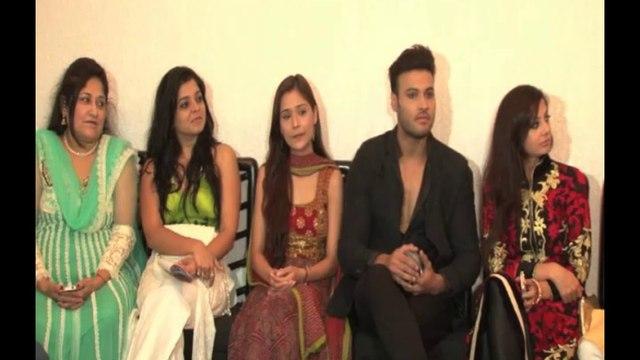 Sara Khan in Eid special telefilm Tujhse Hi Raabta