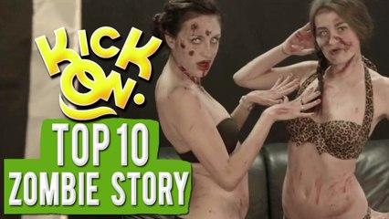 Zombie Story - Kick On