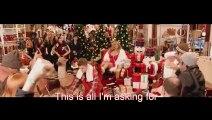 [HD] Mariah Carey & Justin Bieber - All I Want For Christmas Is You MV [Lyrics On Screen]