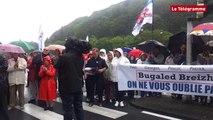"""Quimper. Bugaled-Breizh : 200 personnes contre """"l'oubli"""""""