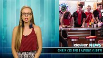 Chris Colfer Fired From Glee-!