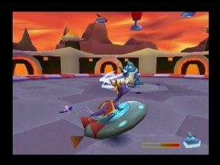 Frapsoluce Spyro 3 : Partie 21 - Le repaire de la sorcière