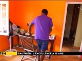 Gauthier : l'excellence à 16 ans