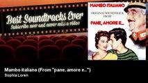 "Sophia Loren - Mambo italiano - From ""pane, amore e.."""