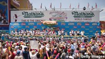 How Competitive Eaters Eat All That Grub