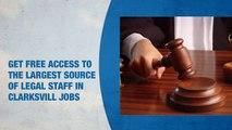 Legal Staff Jobs in Clarksville