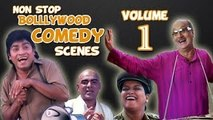 Best Comedy Scenes Compilation - Funny Bollywood Scenes Collection - Vol 1
