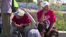 Mexique: expulsés des USA, des migrants échoués à la frontière
