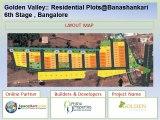 Golden Valley by Prisha Properties at Banashankari 6th Stage , Bangalore