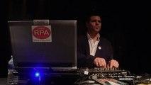 ARLES - STEFAN - RADIO PAYS D'ARLES - SOIREE PROXIMA SPORT - I LOVE MY CLUB AU CARGO DE NUIT