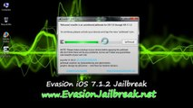 HowTo Jailbreak iOS 7.1.2 iPhone iPad iPod Final Releases Evasion7,iPod Touch ,iPad,Apple Tv