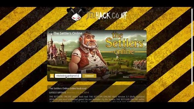 Gratuit The Settlers Online Hack téléchargement Gratuit Free Hack Cheat - Gems  Gemmes ( Updated 2014 )