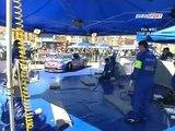 WRC 2006 R05 Tour de Corse Day 1 Eurosport