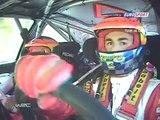 WRC 2006 R05 Tour de Corse Day 3 Eurosport