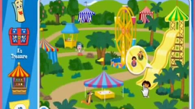 DORA THE EXPLORER Super Silly Costume Maker New English Full Game 2014