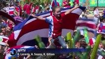 Costa Rica sem motivos para chorar