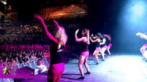 Ketty LE NUFF - Concert Daddy Yankee 1ère partie Bordeaux - Animation Zumba® Fitness